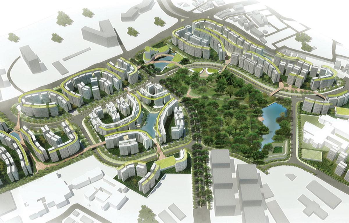 BIDADARI ESTATES – in collaboration with SAA Architects