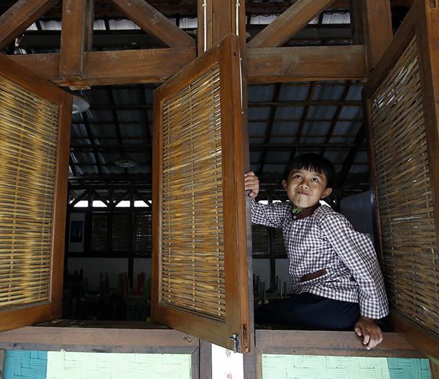 EARTHQUAKE RESISTANT SCHOOL – PANGALENGAN